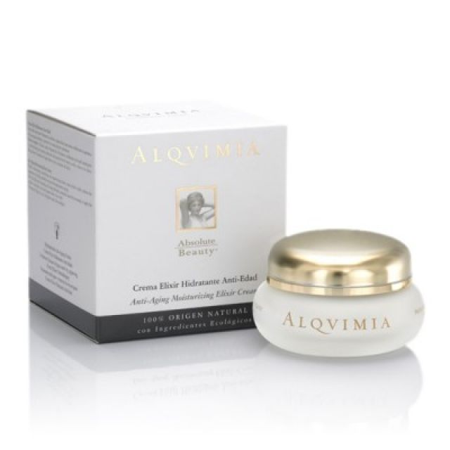 Crema Elixir Hidratante Anti-Edad ALQVIMIA