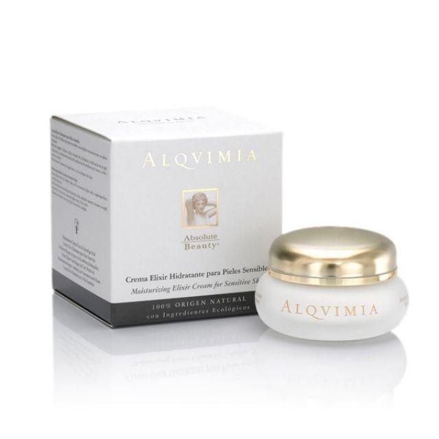 Crema Elixir Hidratante Pieles Sensibles ALQVIMIA