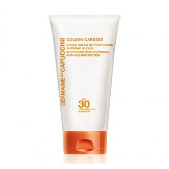 Crema Solar de Protección Antiedad Global SPF 30