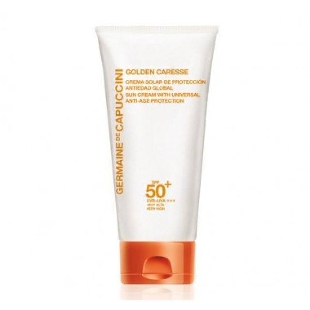 Crema Solar de Protección Antiedad Global SPF 50+