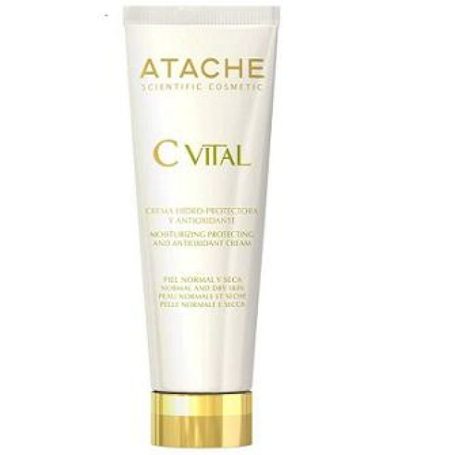 C VITAL- Crema hidroprotectora pieles normales-secas - ATACHE
