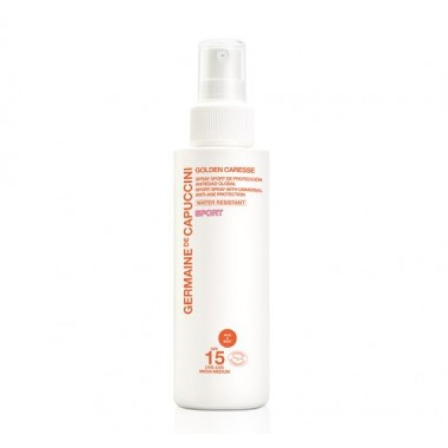 Spray Sport de Protección Antiedad Global SPF 15