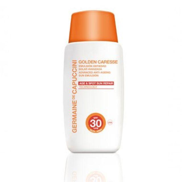 Emulsion antiedad solar avanzada spf 30- Germaine de capuccini