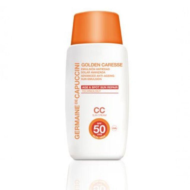 Sun CC cream spf 50- Germaine de capuccini