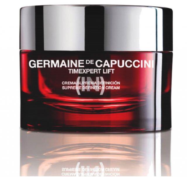CREMA SUPREMA DEFINICION - GERMAINE DE CAPUCCINI